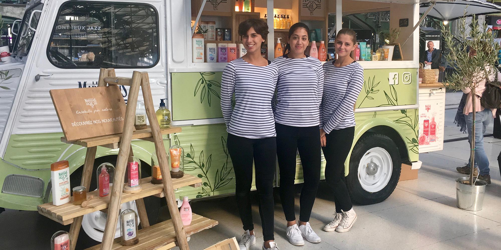 Facett et le Pop-Up Store Le Petit Marseillais