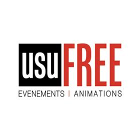 Usu Free client de l'agence d'accueil événementiel Facett