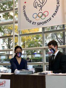 Agence d'accueil soirée Comité national olympique et sportif français(CNOSF)